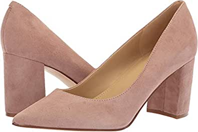 85fae01690a5 Marc Fisher Women s Claire Blush New Silky Suede 5.5 M US