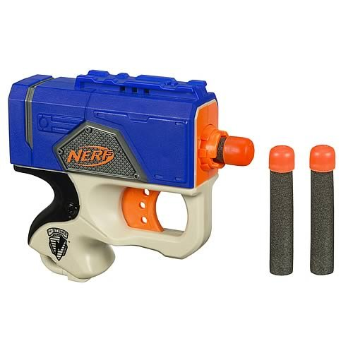 NERF N-Strike Reflex IX-1 Dart Blaster - Farbe: Blau