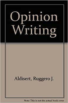 Book Opinion Writing