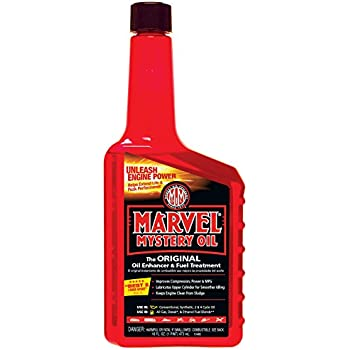 Amazon.com: Marvel Mystery Oil: Automotive