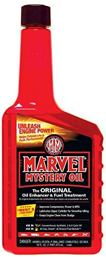 CD 2 MM12R 16 oz. Marvel Mystery Oil - Marbles Marvelous