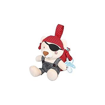 Amazon.com: Tuc Tuc bebé pirata oso biberón y chupete ...