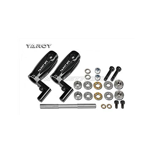 Alloy Metal Main Rotor - Yoton Accessories RC F01562 Tarot 450DFC Metal Main Rotor Holder Set TL48011-B for Trex 450 DFC rc Helicopter