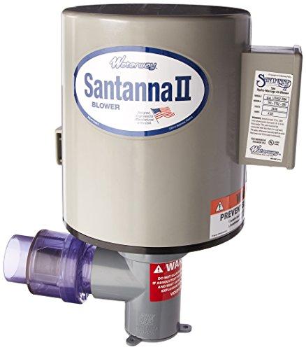 Waterway Plastics 806105128843 1.5 HP 220V Santana Air Blower