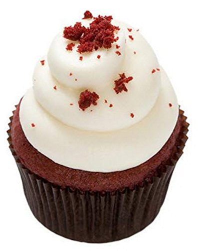 Red Velvet Cupcakes - Dessert - Cream Cheese Frosting - 12 Pack - Baked Fresh Day of Order