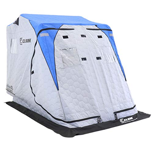 Clam Ice Shelter - Trainers4Me