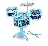 Disney Frozen Drum Set - Includes 3 Drums, 1