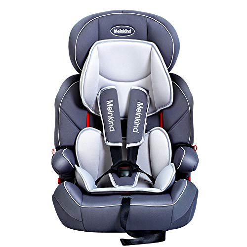 $280.00 Target Infant Car Seats Child Safety seat car Baby Baby car Simple 9 months-12 Years Old Universal Folding Safety seat,Gray 2019