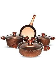 Granite Cookware 7Pcs Set
