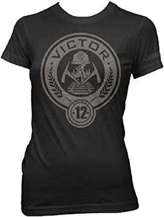 Amazon The Hunger Games 2 Catching Fire District 12 Victor