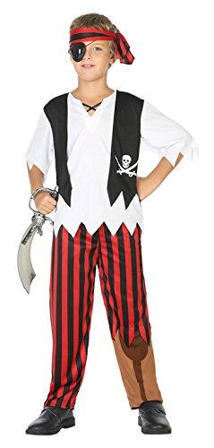 Atosa Disfraz Pirata: Amazon.es: Juguetes y juegos