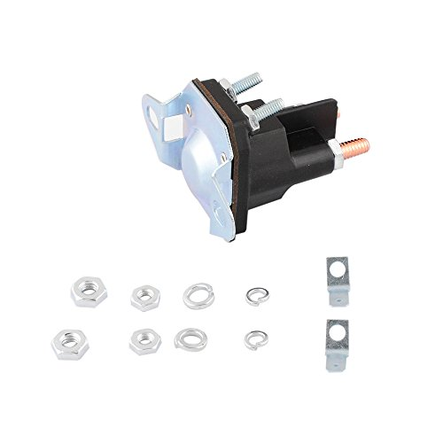 Lawn Starter Solenoid for Craftsman 33-334 33-331 Lawn Mower Replacement by Podoy
