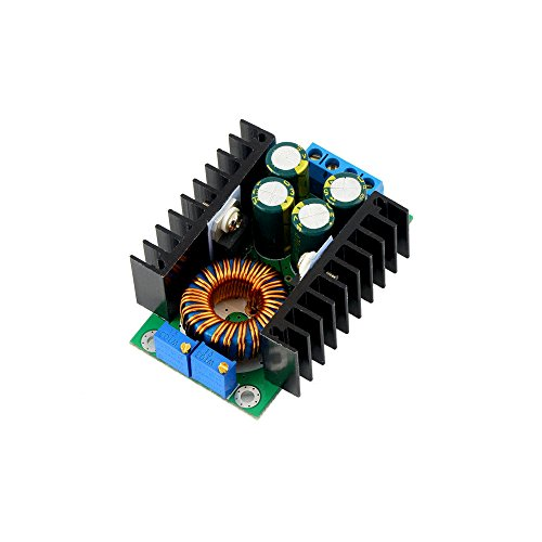 Greatwell DC-DC Buck Converter Step-down Power Supply Module 7-32V to 0.8-28V 12A HC
