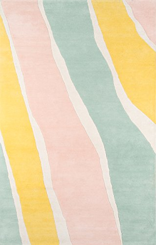 Sorbet Collection (Novogratz Delmar Collection Sorbet Area Rug, 5'0