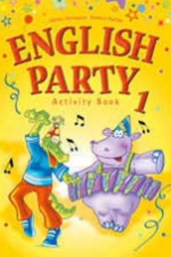 Read Online English Party: Activity Book 1 pdf