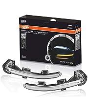 OSRAM LEDriving dynamisk LED-spegelindikator för VW Passat B8, VW Arteon, VW Golf 9 - White Edition, R06, R10