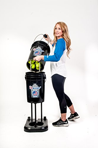 Baseball, Softball, Tennis Ball UpBucket & Pick-UpBucket Combo - On Sale! by UpBucket.com