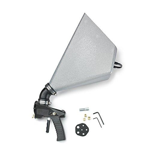 Neiko 31228A Pneumatic Drywall Texture Sprayer Gun | 1 ¾ Gallon Hopper Capacity