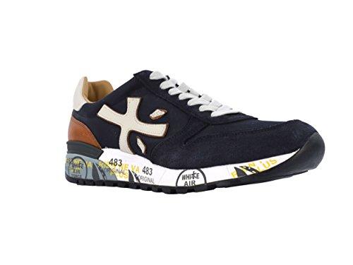 PREMIATA Mick 1980 Sneaker Uomo Blu Scuro MainApps Blue