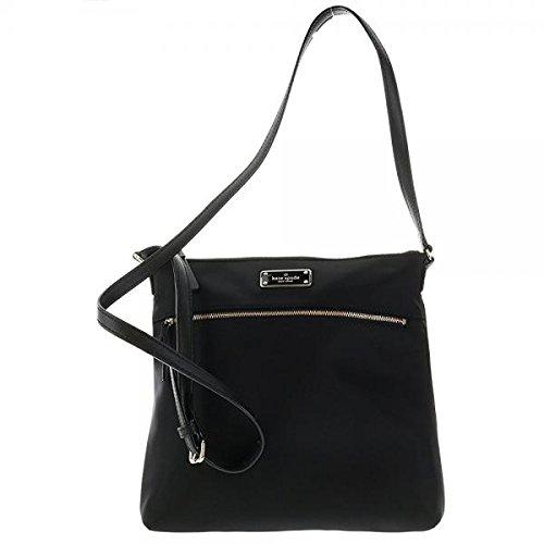Kate Spade Keisha Blake Avenue Crossbody Shoulder Bag in Black (001) by Kate Spade New York