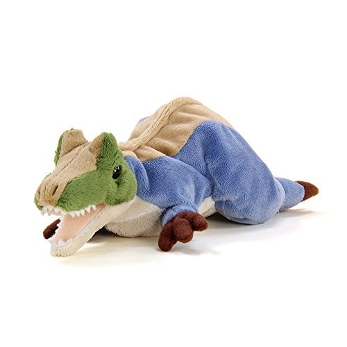 Real stuffed Allosaurus nesoberi series
