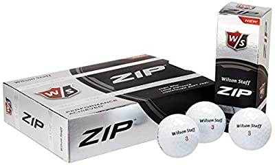Wilson Staff Zip Golf Balls 24-Ball Pack from Wilson