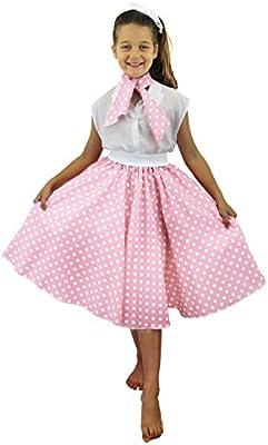 Disfraz para niña Estilo años 50, de la Marca I Love Fancy Dress ...