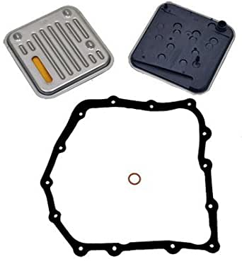 Qty 2 AFE 85904 CARQUEST Direct Replacement Transmission Filter KIT