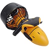 BLUEWIND High-power Sea Scooter Underwater Propeller Diving Equipment Assisted Swimming Equipment Underwater Rescue Equipment(Without Battery)