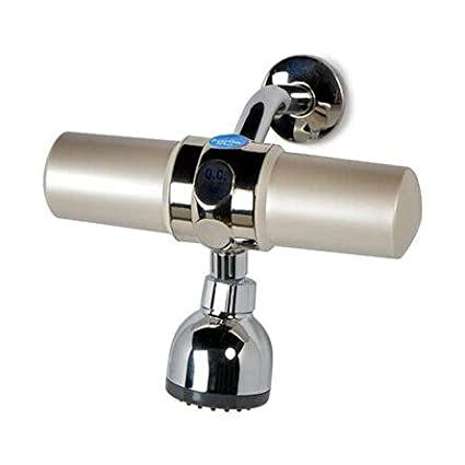".com: sante""ultimate"" dual shower filter for chloramine ..."