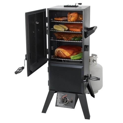 Dyna Glo Dgy784bdp 36 Quot Vertical Lp Gas Smoker Gas