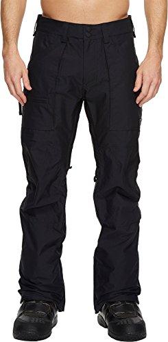 Burton Men's Southside Mid Fit Pants, True Black, - Southside Stores