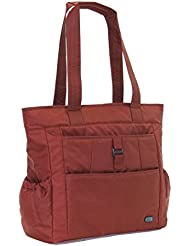 Lug Womens Adagio Destination Travel Tote, Spice Orange, One Size