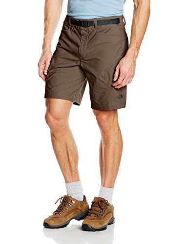The North Face Straight Paramount 3.0 Short - Men's Weimaraner Brown (The North Face Hiking Belt)