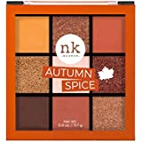 Nicka K New York Makeup Nine Color Shadow Palette (Autumn Spice)