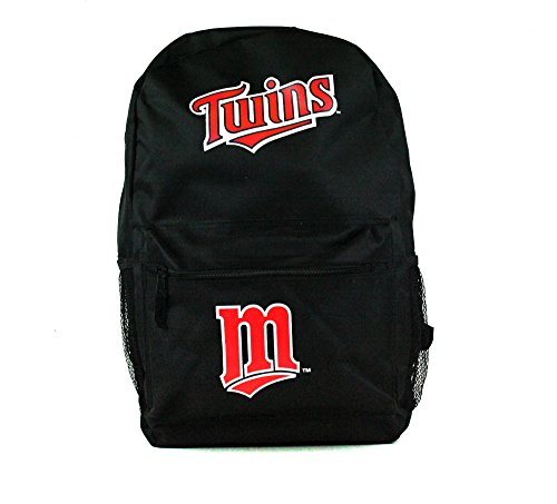 (MLB Minnesota Twins Sprint Backpack, 18-inches )