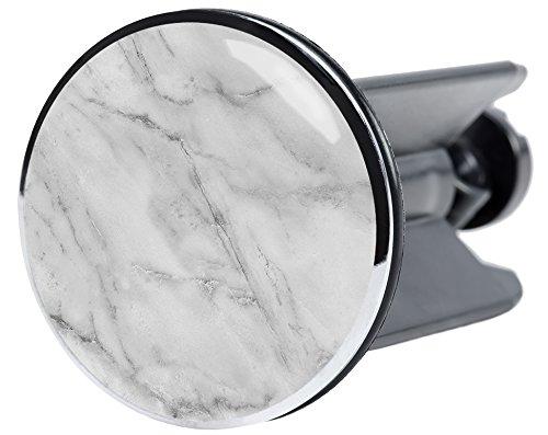 Waschbeckenstöpsel Marmor, passend für alle handelsüblichen Waschbecken, hochwertige Qualität ✶✶✶✶✶ hochwertige Qualität ✶✶✶✶✶ Sanilo
