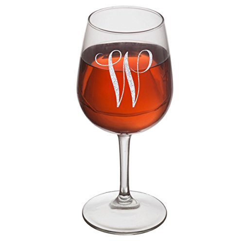 On The Rox Drinks Engraved Wine Glass, 12.75 - Glasses Engraved Cheap
