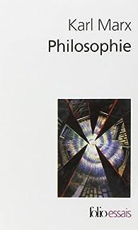 Philosophie par Karl Marx