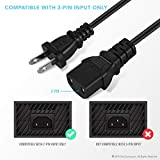 Sliq Gaming 2 Prong Power Cable/Cord - for Xbox One