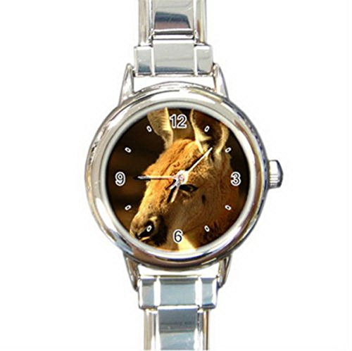 DIB204Australia Baby Kangaroo Italian charm watch 9mm band Band 9mm Italian Charm Watch