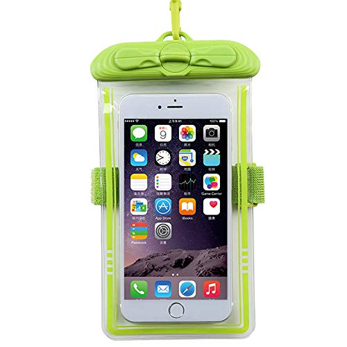 GSYDFSD New Outdoor Sea Vacation Universal Waterproof Case Mobile Phone Bags with Strap Dry
