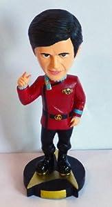 Star Trek II: The Wrath of Khan Commander Chekov Bobble Head
