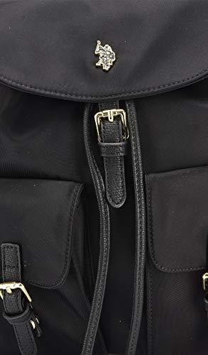 Us Negro Colección Bags Otoño Mujer Polo Invierno TqTH0