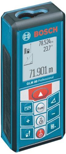 ボッシュ レーザー距離計 GLM80