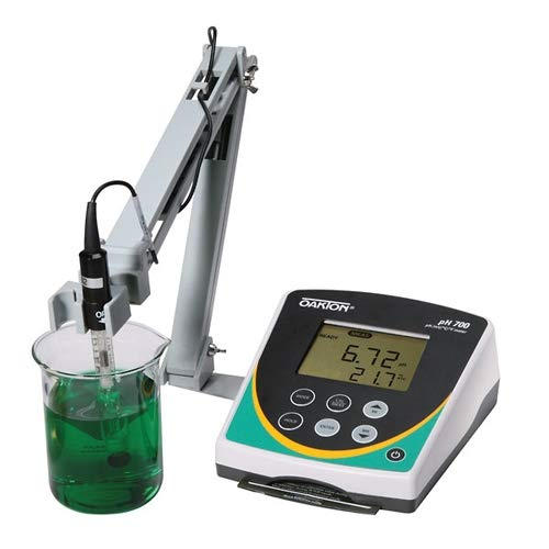 Series Meters - Oakton WD-35419-03 Instruments Series pH 700 Benchtop Meter with All-in-One pH Electrode, 110/220 VAC