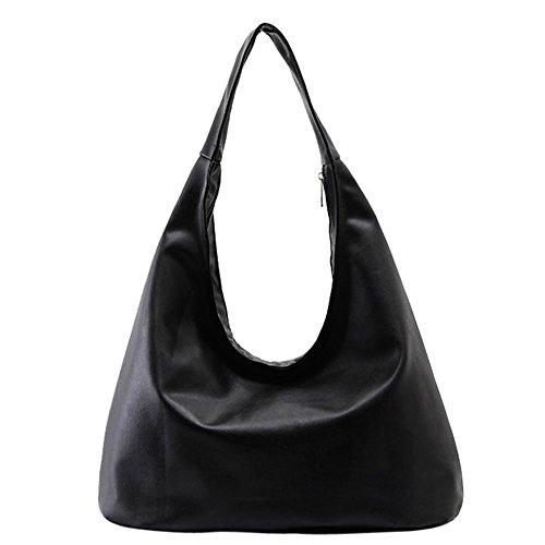 AFfeco New Fasion PU Leather Economy Women Shoulder Bag & Handbag Bags Set