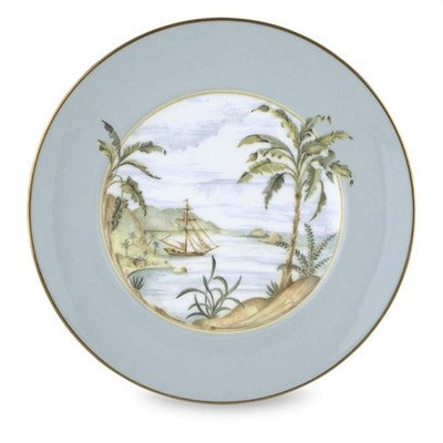 Colonial Saucer - Colonial Tradewind 9