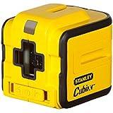 Stanley Intelli Tools INT177340 Cubix Self Levelling Cross Line Laser