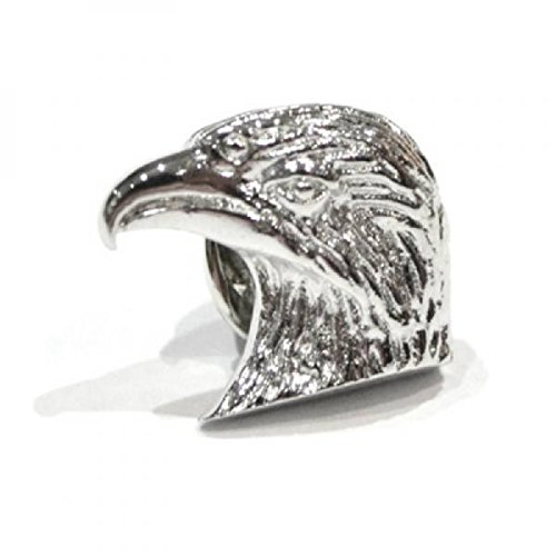 Head Eagle Cufflinks - Wow Cufflinks Eagles Head Bird Lapel Pin Badge